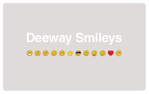 Deeway Smileys by pgianni