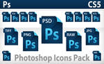 Photoshop CS5 Icons