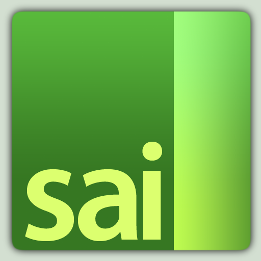 Paint tool sai alternate icon by darue on deviantart for Program like paint for mac