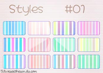 Styles #01 by tillweseethesun