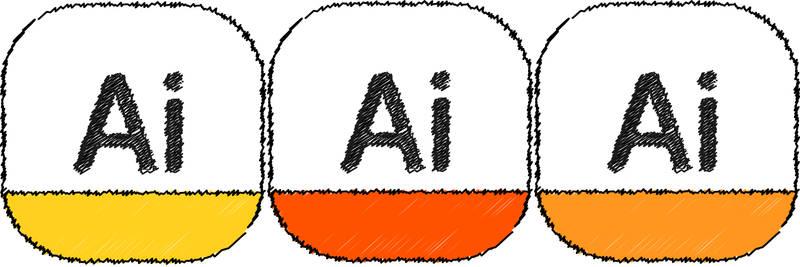Adobe Illustrator Sketch icon