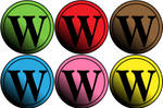 wordpress icon by THE-GREMLIN