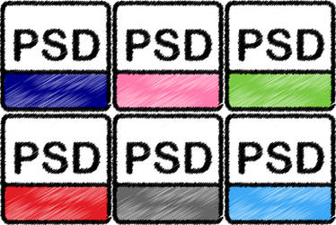psd icon sketch by THE-GREMLIN