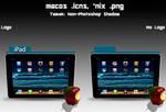 iPad Folder Icon, ColorFlow