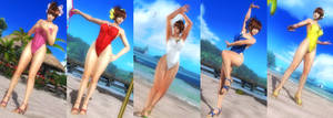 (RELEASE) BBD SWIMSUIT by huchi001