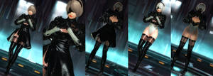 (RELEASE) 2B FOR NAOTORA - UPDATE 2 by huchi001
