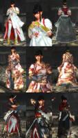 (RELEASE) KAZUMI MISHIMA by huchi001