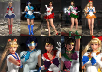 (RELEASE) SAILOR SENSHI PACK (REMAKE)