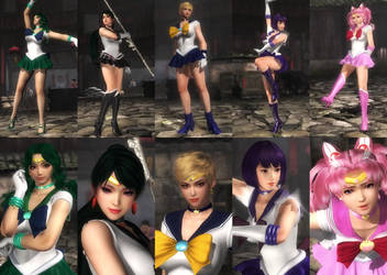 (RELEASE) SAILOR OUTER SENSHI - UPDATE by huchi001