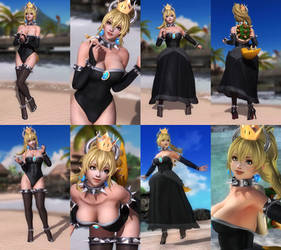 (RELEASE) BOWSETTE by huchi001