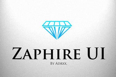 Zaphire UI