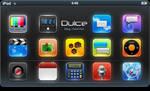 'Dulce' iPhone Theme