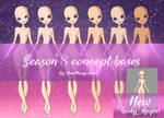 [UPDATED] Winx Season 8 Concept Bases