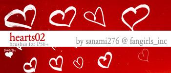 heart brushes 02