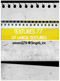 Textures for Design