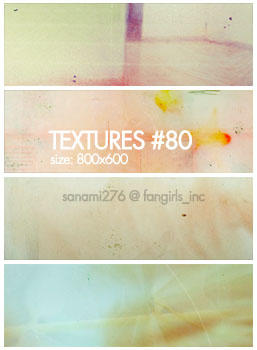 80 Textures for Design