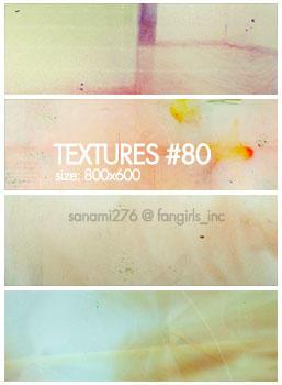 textures 80