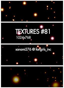 textures 81