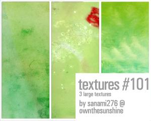 textures 101
