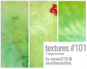 texturas 101