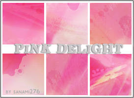 Pink delight: 20 icon textures by Sanami276