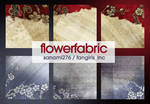 100x100 textures: flowerfabric