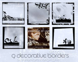 Decorative borders 02