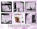 Decorative borders 03