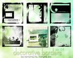 Decorative borders 04 PS7