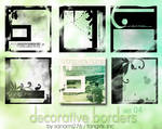 Decorative borders 04 PSP by Sanami276