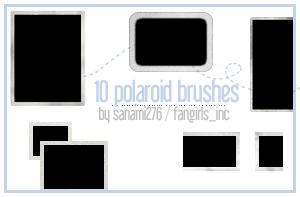 Polaroid brushes PS7 by Sanami276