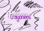 Crayon doodles PS7