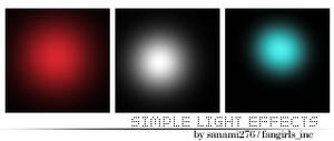 simple lights by Sanami276