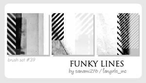Funky lines