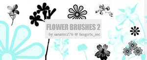 Flower brushes 2
