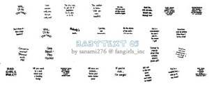 tiny text brushes by Sanami276