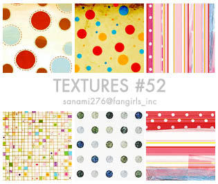 52 Textures for Design