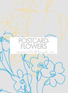 Flower brushes by Sanami276