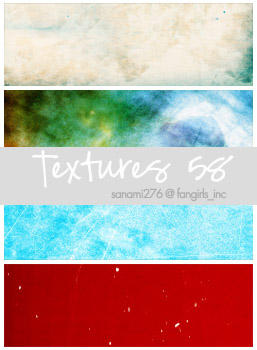 Textures for Graphics Design