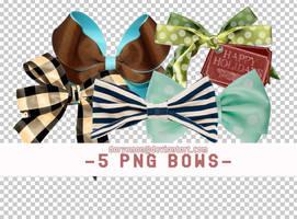 BOWS' PNG II by ryeddh20