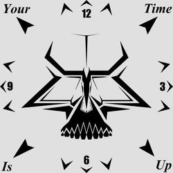 Time To Die T-shirt design by Iron-Fox