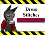 Dress Stitches - If You Dare