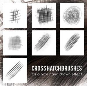 cross hatch brushes