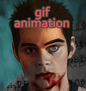 Stiles - gif animation