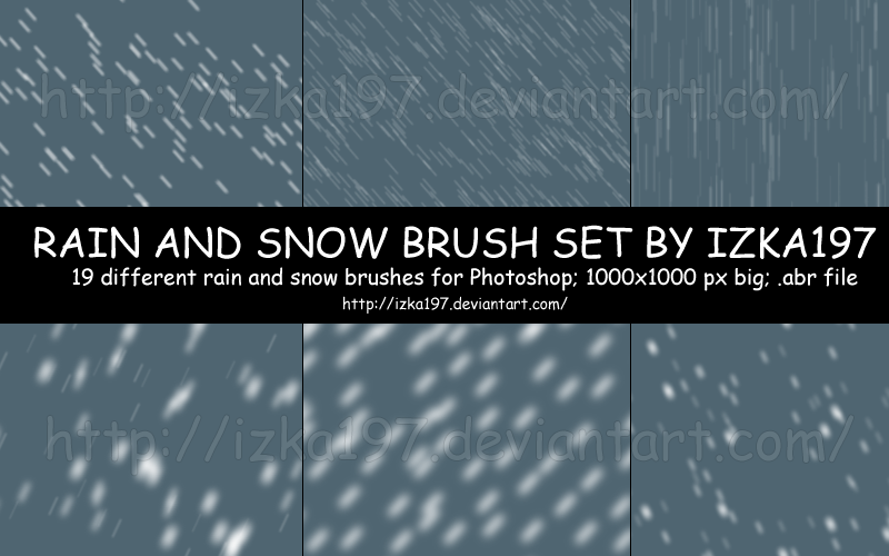 snow brushes