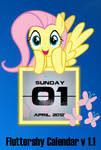 Fluttershy Calendar V1.1