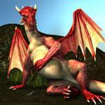 Jiggling Dragon Belly