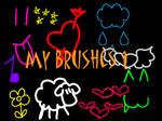 My Brushes 1: Doodles