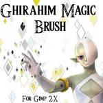 Ghirahim Magic Brush