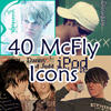 40 McFly Icons by McFit